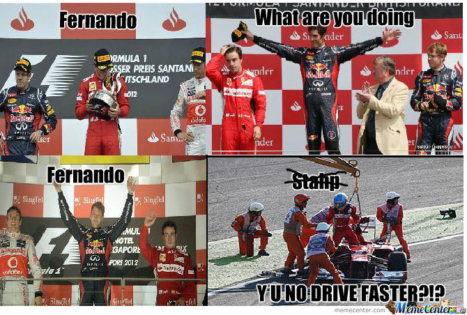Fernando... What Are You Doing?!?