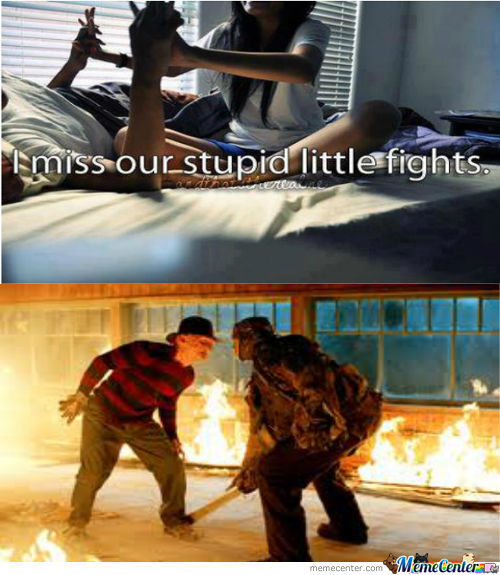 Fights.....