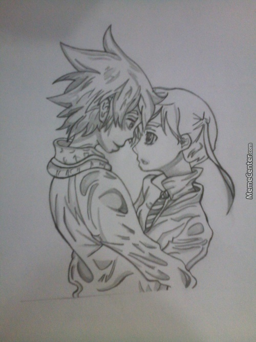Final Version Of Maka And Soul.....like It?