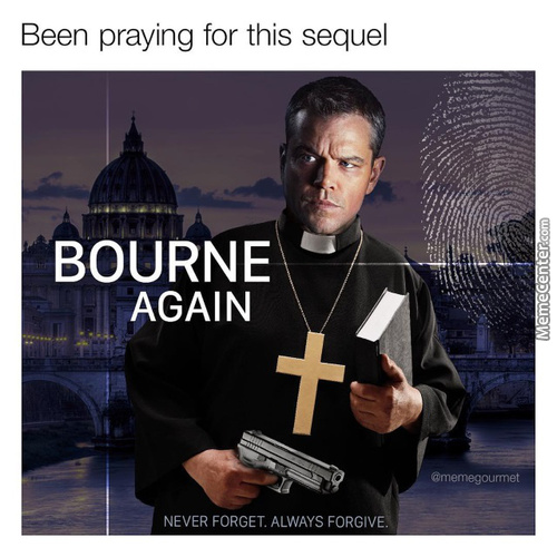 Jason Bourne Memes Best Collection Of Funny Jason Bourne Pictures