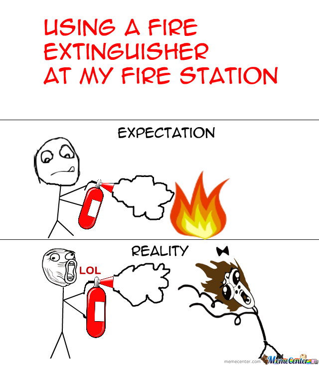 fire extinguishers_o_2030601 fire extinguishers! by sojiro meme center