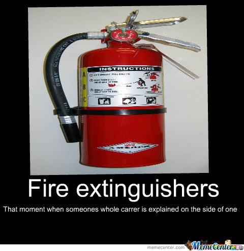 fire extinguishers_o_737890 fire extinguishers by fog18db meme center