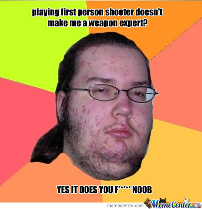 first person shooter problems_o_760470 first person shooter problems by leawesomemememaker meme center