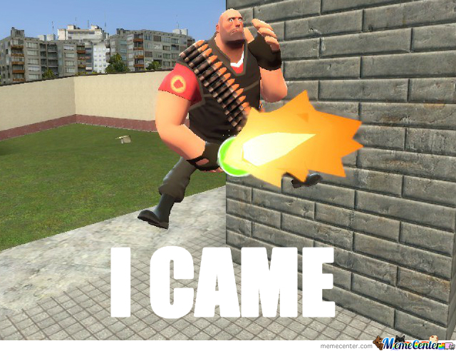 First Time With Gmod