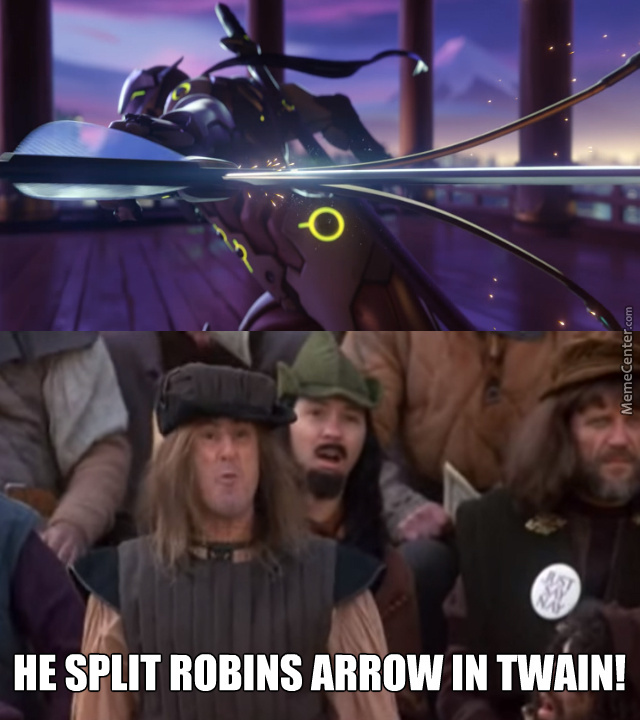 Image result for robins arrow in twain