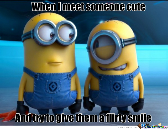 flirty birthday memes Is he flirtatious does he make jokes knowing the difference between friendly conversation and playful banter can sometimes be tricky luckily, we talked to college guys and girls to get the scoop maybe he'll ask you how a job interview went, or tell you to wish your best friend a happy birthday from him.