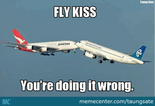 Fly Kiss