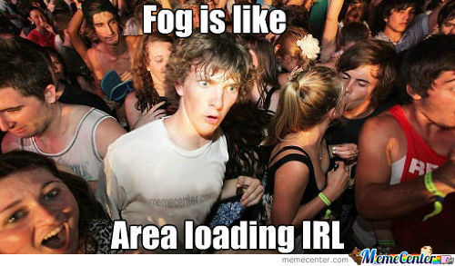Fog Is Like