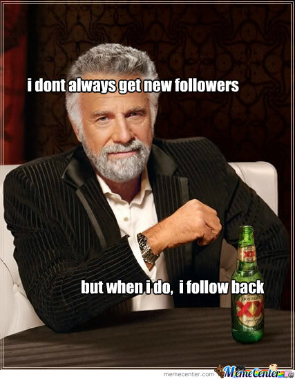 Followers...
