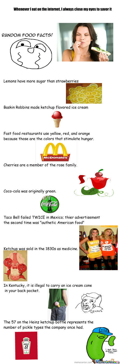 Food Facts!