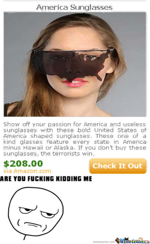 For A Little Over $200 You Can Make Yourself Look Like A Fucking Idiot.