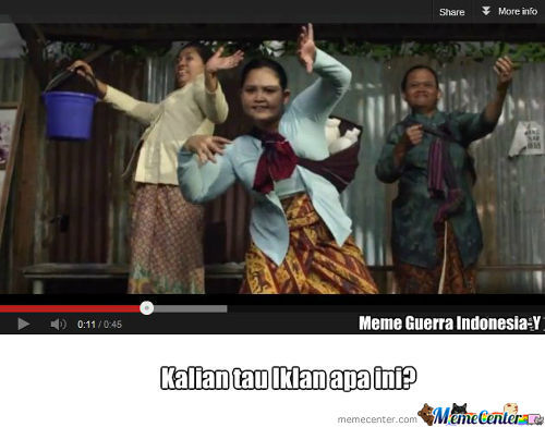 For A People Indonesia