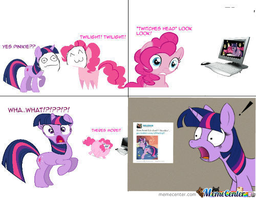For All Those Awesome Bronies, I Hate What We All Have To Deal With