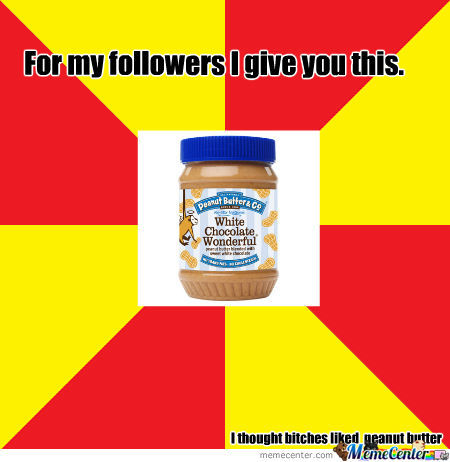 For My Really Fucked Up Followers