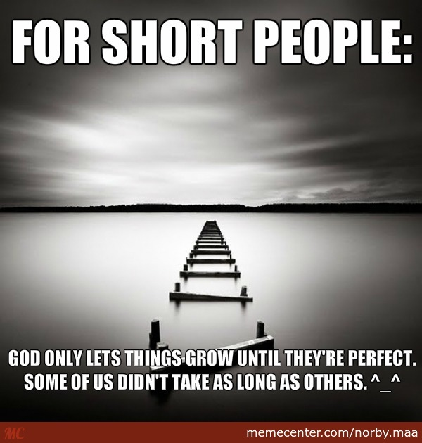 For Short People