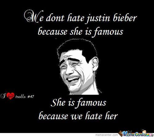 For The Fans Of Justin Bieber