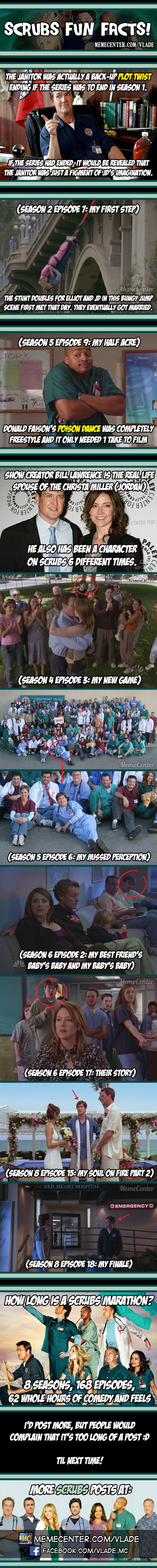 For The Love Of Scrubs!