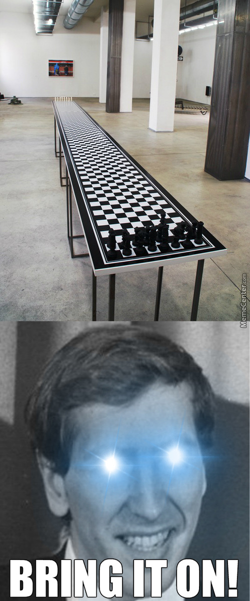 For Those Who Don't Know Him: Based, Redpilled Jew Bopbby Fischer, Chess Grandmaster And Eleventh World Chess Champion