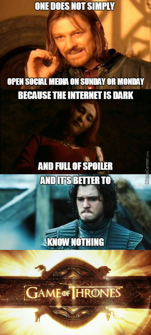 For Who Dont Like Spoilers.