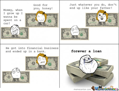 Forever A Loan