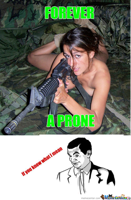 Forever A Prone