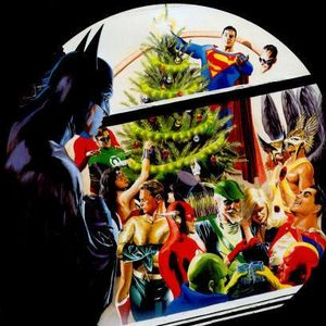 Forever Alone Batman... Oh Poor Batsy :( Merry Christmas To All ...
