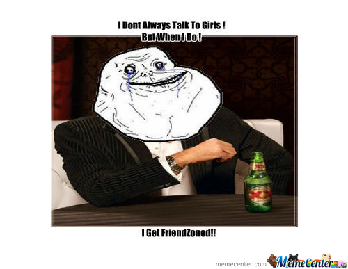 Forever Alone By Me