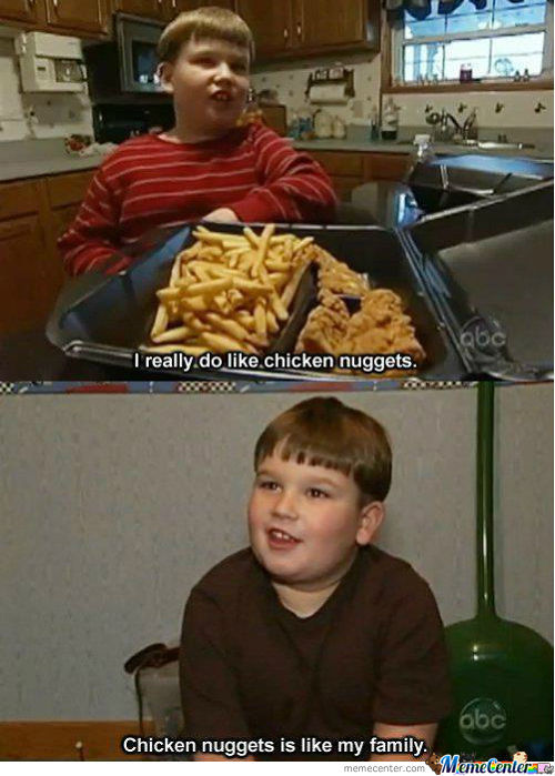 Forever Alone Fat Kid