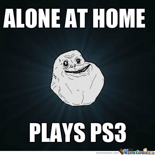 Forever Alone Home Alone