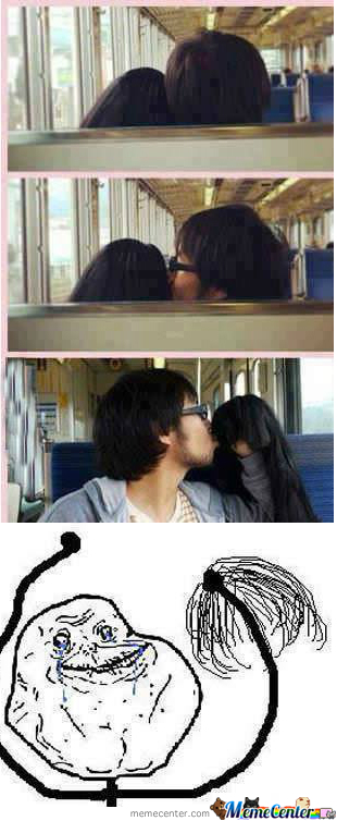 Forever Alone:lvl 9000