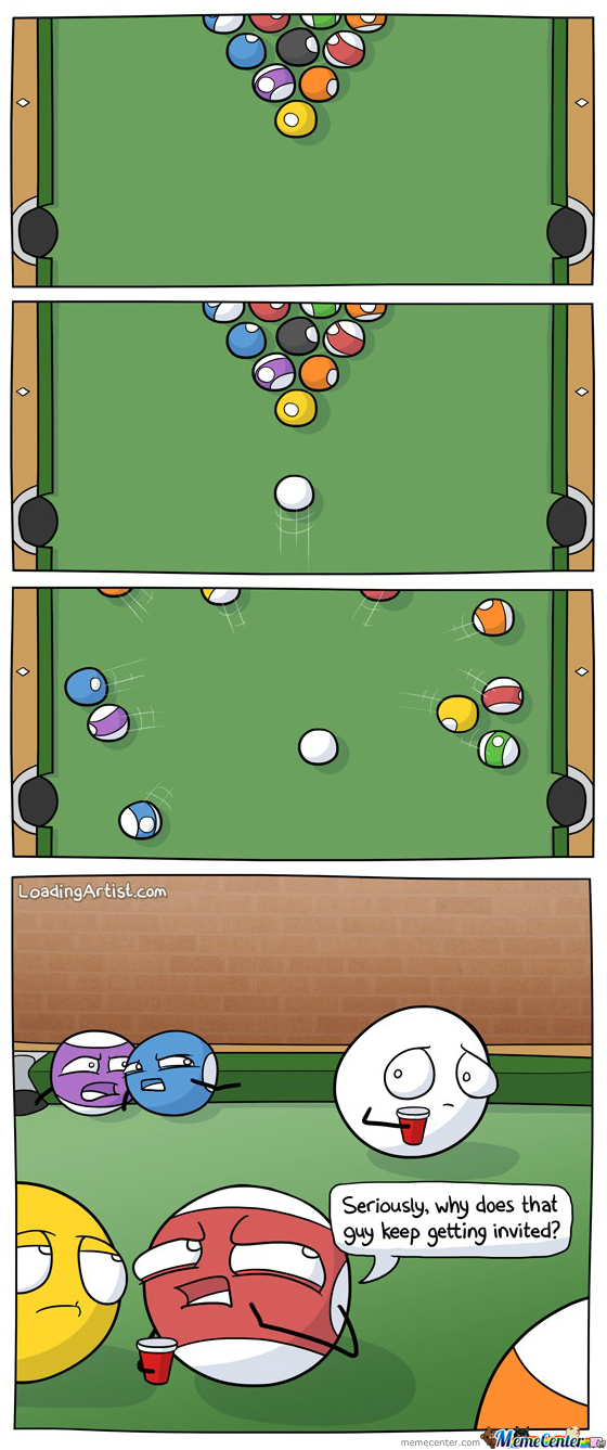 Forever Alone Lvl : Pool