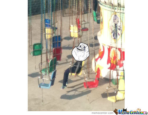 Forever Alone Lvl Theme Park