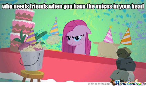 Forever Alone Pinkie