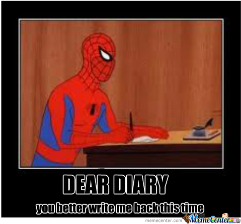 Forever Alone Spiderman