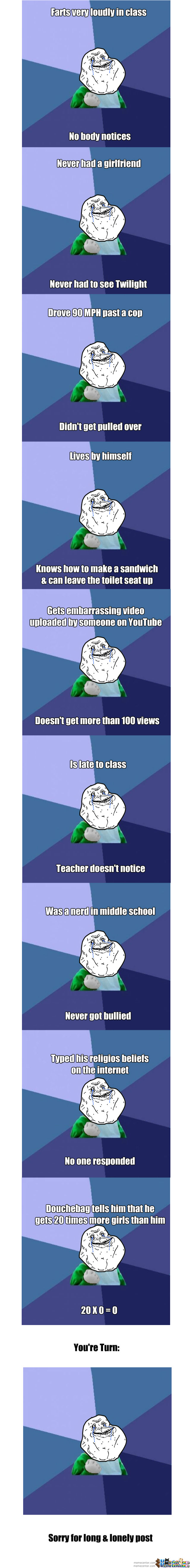 Forever Alone Success Compilation