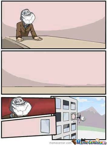 Forever Alone....