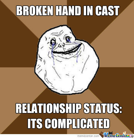 Forever Alone ;(