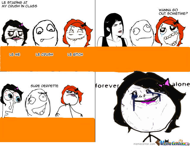 Forever Alone:(