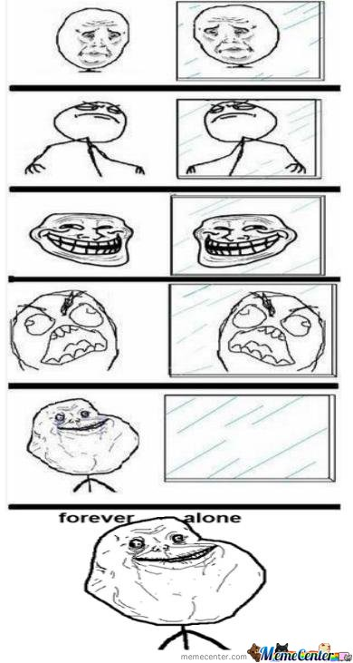 Forever Alone :'((
