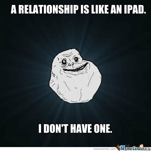 Forever Ipad.