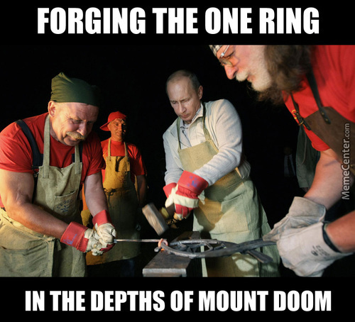 Forging The One Ring