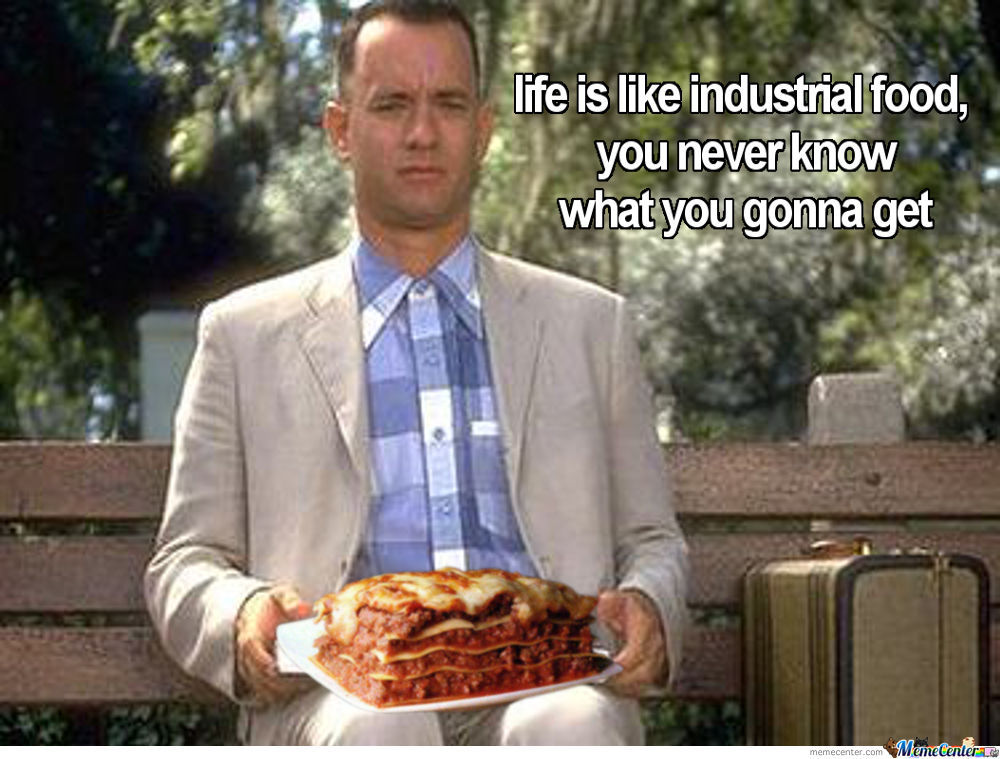Forrest Gump Quote
