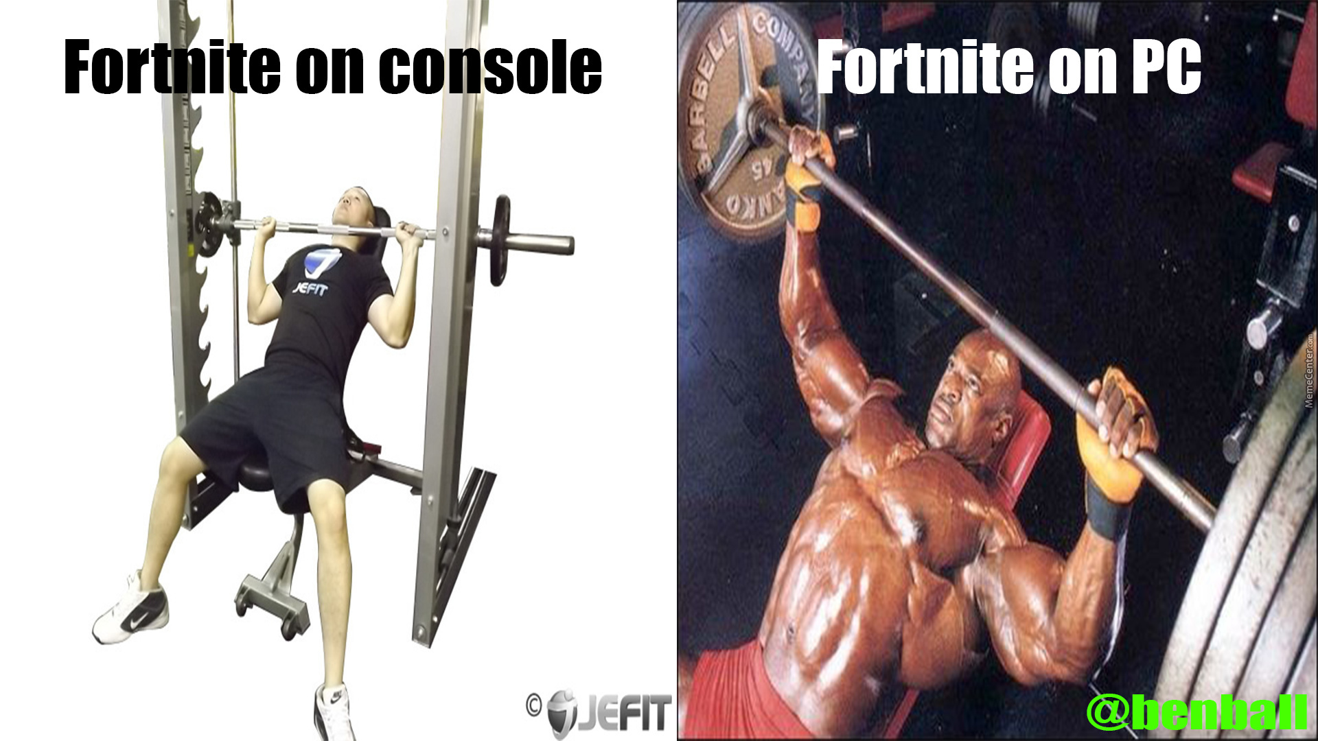 Fortnite On Console Vs Fornite On Pc