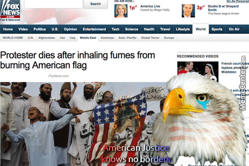 Fox News Lel, Something Something Murica :')