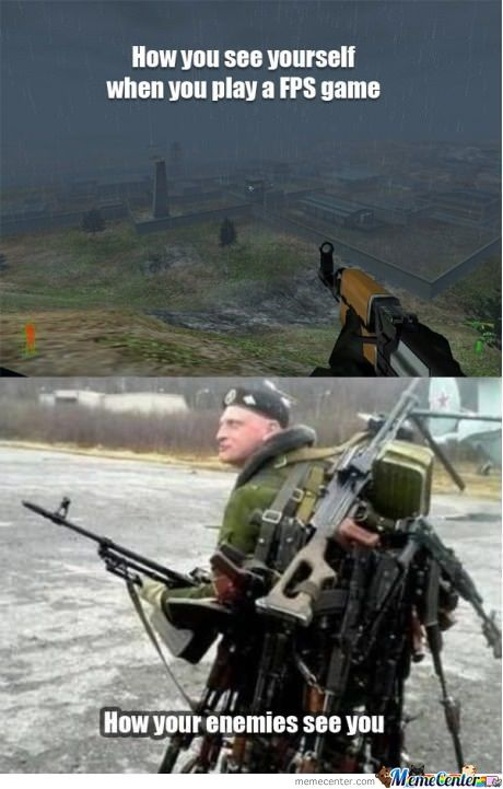 Fps Games Logic