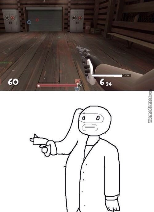 Fps Games Never Get Gun-Holding Right.