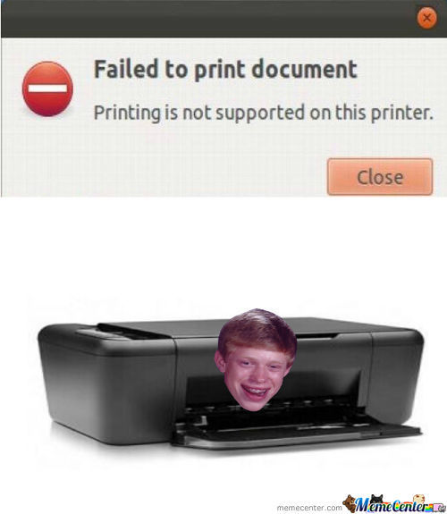 Freaking Worse Printer Ever