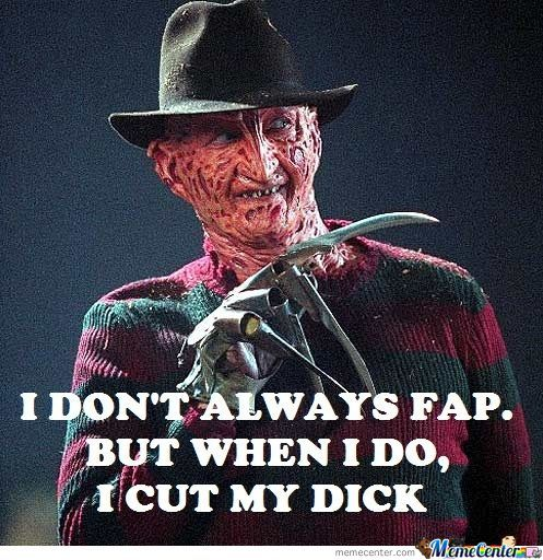 Freddy Don't Fap!!