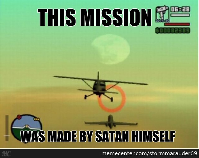 Freefall In Gta San Andreas