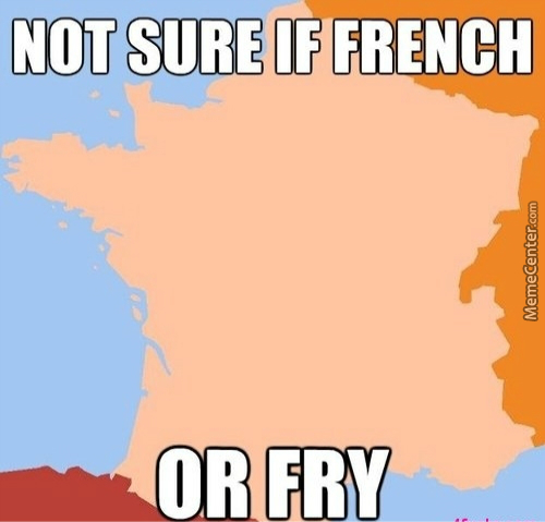 French Or Fry